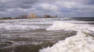 Une plage de Jacksonville (Floride, Etats-Unis), le 25 août 2014. (BOB MACK JACKSONVILLE / AP / SIPA)