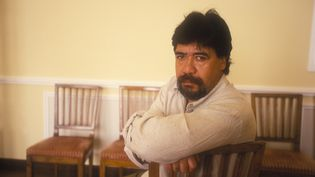 Luis Sepulveda en 1998 au festival de Mantoue (MARCELLO MENCARINI / MARCELLO MENCARINI)