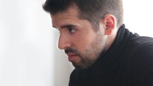 """Portrait de Tony Valente, l'auteur du manga """"Radiant"""". (DR)"""