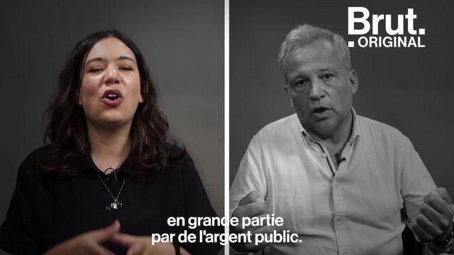 On a posé la question à Sandra Lhote-Fernandes de l'association Oxfam France, et à Éric Baseilhac de l'organisation Les Entreprises du Médicament. Elle est pour, il est contre. Voici leurs arguments.