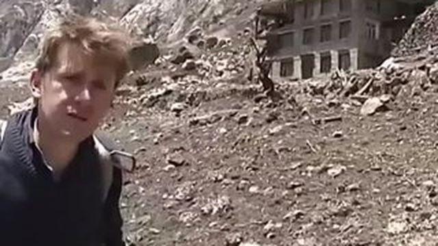 Séisme au Népal : le village du Langtang totalement dévasté par une avalanche