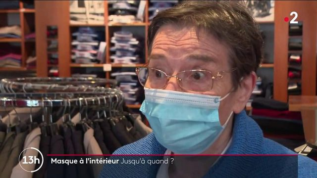 Covid-19 : jusqu'à quand devrons-nous porter le masque à l'intérieur ?