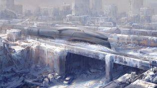 """""""Snowpiercer - le Transperceneige"""" de Bong Joon Ho  (2013 SNOWPIERCER LTD.CO)"""