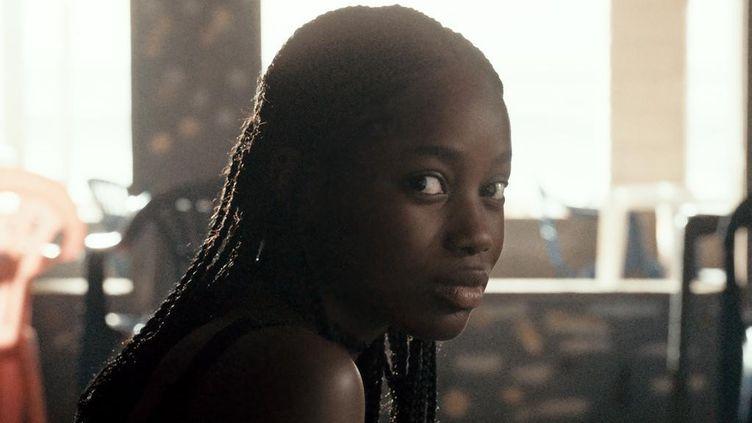 """L'actrice sénégalaiseMame Bineta Sane dans """"Atlantique"""" de la réalisatrice française Mati Diop. (Ad Vitam)"""