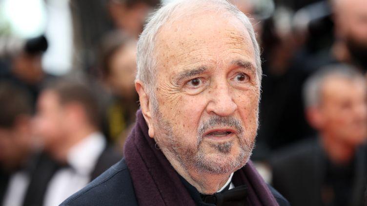 Jean-Claude Carrière, en mai 2016. (VALERY HACHE / AFP)