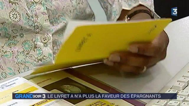 Economie : le livret A n'a plus la cote auprès des Français