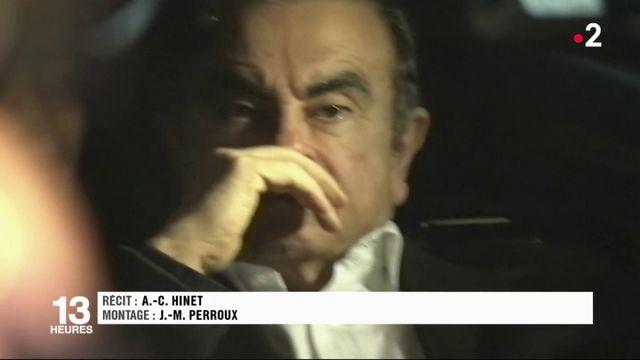 Carlos Ghosn : de nouveau arrêté par la justice japonaise