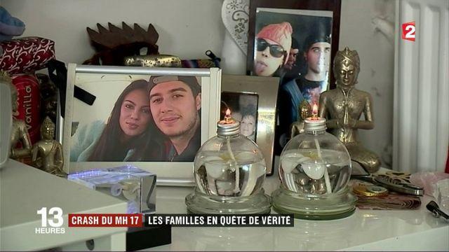 Crash du MH17 : trois ans après le drame, les familles toujours en quête de vérité