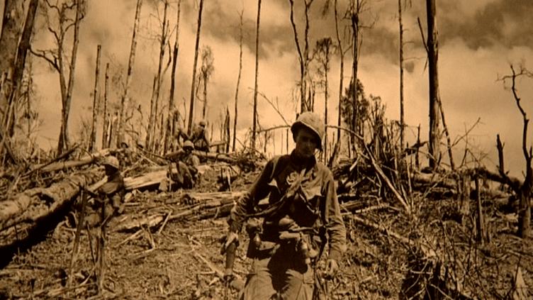 Le regard de Gilles Caron sur la guerre  (Gilles Caron/Culturebox)