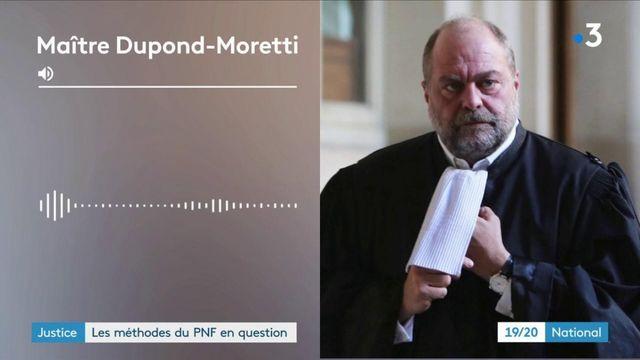 Affaire Bismuth : les méthodes du PNF en question