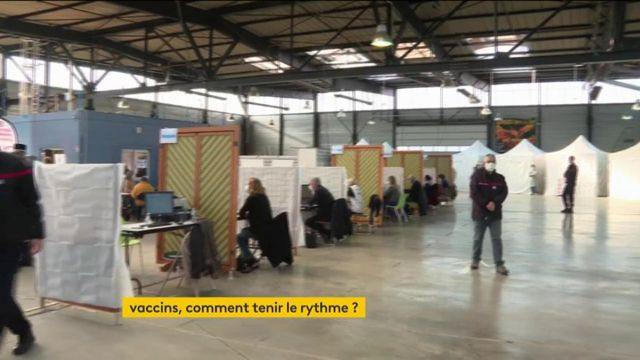 Covid-19 : la vaccination s'accélère en France