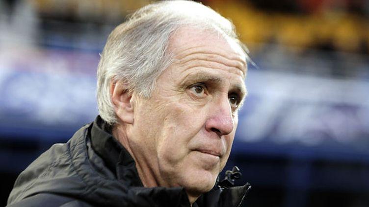 René Girard, l'entraîneur de Lille