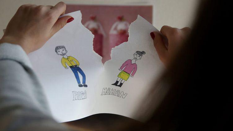 (La prestation compensatoire est différente selon le mode de divorce © MaxPPP)