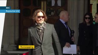 Johnny Depp (FRANCEINFO)