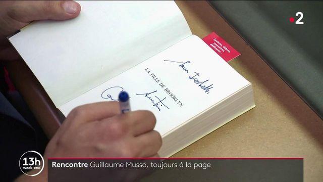 """Littérature : Guillaume Musso, auteur prolifique et """"passeur de culture"""""""