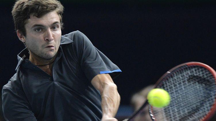 Le tennisman français Gilles Simon (MIGUEL MEDINA / AFP)