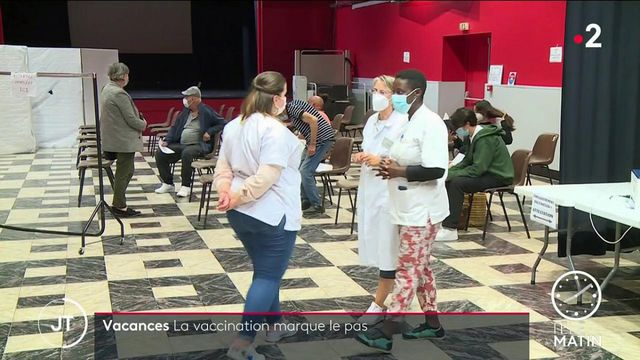 Covid-19 : dans le Tarn-et-Garonne, un centre de vaccination éphémère ne fait pas le plein