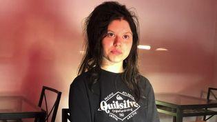 Gaëlle Boulestin, une jeune femme de 26 ans, a été séquestrée pendant trois ans par sa mère et sa sœur. En août dernier, elle était parvenue à s'enfuir et s'était réfugiée chez une voisine. (CAPTURE ECRAN FRANCE 2)