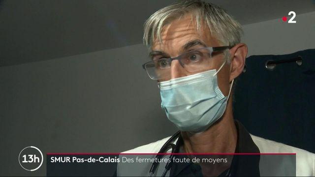 Pas-de-Calais : des urgences du SMUR manquent de moyens