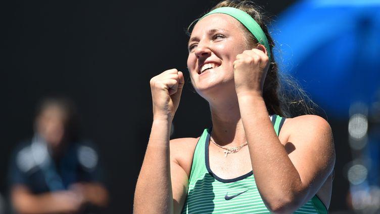 Victoria Azarenka (SAEED KHAN / AFP)