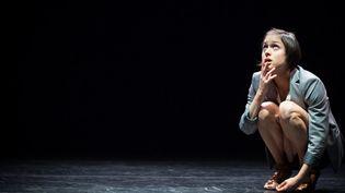 La chorégraphe et danseuse Jann Gallois  (Anne-Sylvie Bonnet)