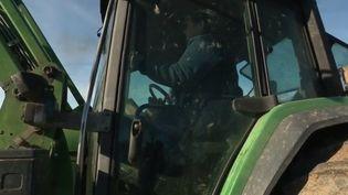 À l'occasion du Salon de l'agriculture, qui ouvre ses portes samedi 23 février à Paris, France 2 est allé rencontrer des agricultrices. (CAPTURE ECRAN FRANCE 2)
