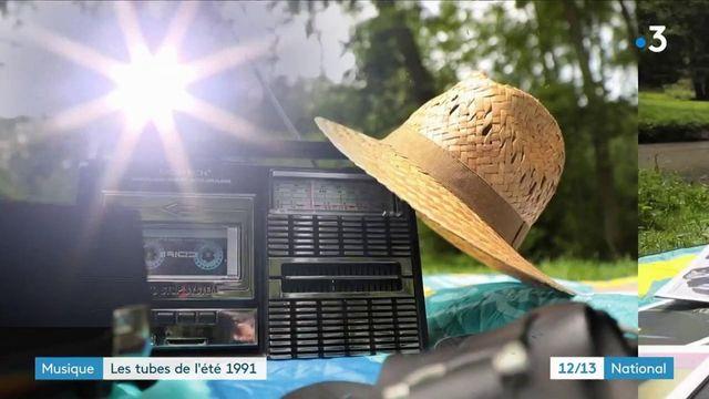 Musique : retour sur les tubes de l'été 1991