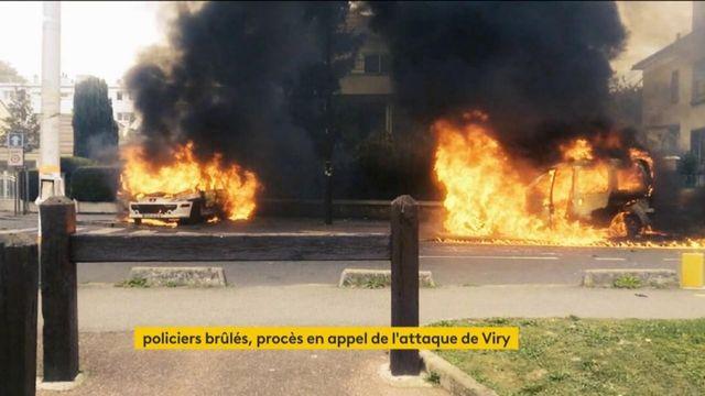 Policiers brûlés à Viry-Châtillon : retour sur les faits