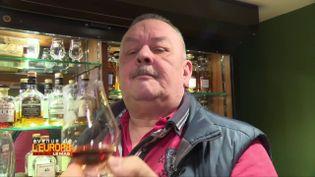 Avenue de l'Europe. Contraintes douanières à prévoir, ruée des clients européens... le Brexit, ce producteur de whisky écossais n'en peut plus (FRANCE 3)