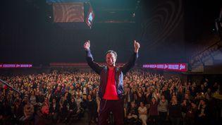 David Hallyday en tournée avec son 13e album (GUILLAUME SOUVANT/CHERIEF/SIPA)