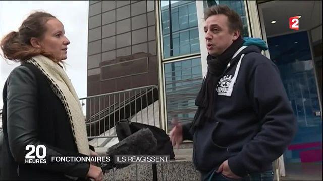 Fonctionnaires : que pensent-ils des 500 00 suppressions de postes proposés par Fillon?
