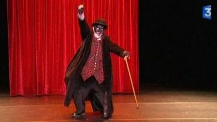 La compagnie Joker célèbre La Comedia dell'arte  (Culturebox)