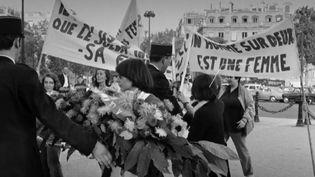 Le MLF en 1970. (FRANCEINFO)
