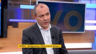 Laurent Berger, secrétiare génral de la CFDT (FranceInfo - Votre instant politique - 13 novembre 2020)