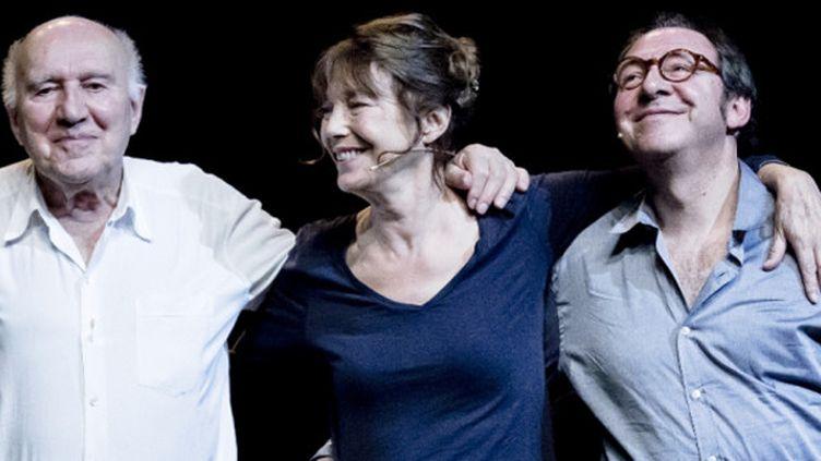 "Michel Piccoli, Jane Birkin, Hervé Pierre : ""Gainsbourg, poète majeur""  (Gilles Vidal)"