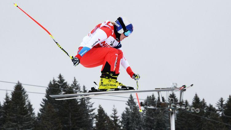 Jean-Frédéric Chapuis décolle (PATRICK SEEGER / DPA)