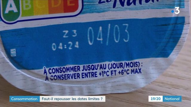 Consommation : faut-il repousser les dates limites ?
