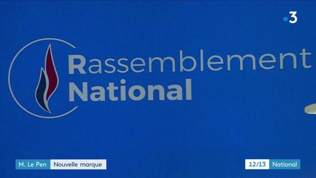 Politique : le Front national cède sa place au Rassemblement national
