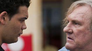 """Le rappeur Sadek et Gérard Depardieu dans """"Tour de France"""" de Rachid Djaïdani en salles le 16 novembre 2016  (Mars Films)"""