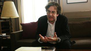 Alain Finkielkraut en 2012  (Loïc Venance/AFP)