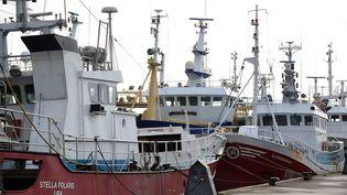 Port de pêche, Boulogne-sur-Mer (Nord). (MAXPPP)