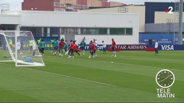 Coupe du Monde : l'entraînement des Bleus ouvert au public