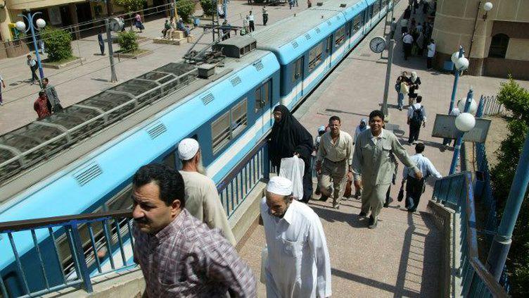 Transport urbain au Caire (Pascal Deloche / Godong / Photononstop)