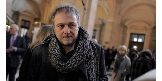 Denis Robert, Clerstream  (JOBARD / WITT / SIPA)