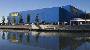 Un magasin Ikea, à Saint-Herblain (Loire-Atlantique), le 25 mars 2013. (JACQUES LOIC / PHOTONONSTOP / AFP)