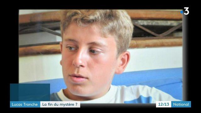 Disparition de Lucas Tronche : des ossements et débris de vêtements découverts près du domicile de l'adolescent