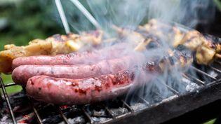 La France est le deuxième pays d'Europe le plus friand de la cuisine au barbecue, juste derrière l'Allemagne. (BRUNO LEVESQUE / MAXPPP)