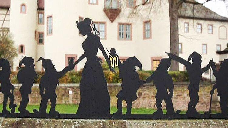 Blanche-Neige et les 7 nains à Lohr-am-Main  (France 2 / culturebox)