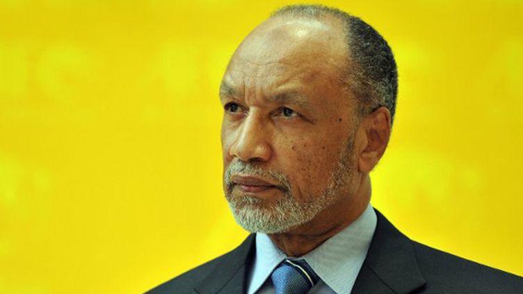 Mohammed Bin Hammam.  (SAEED KHAN / AFP)