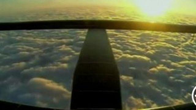 Record de vol pour le Solar Impulse